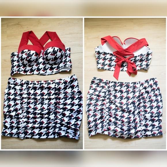 07a90761938ce torrid Swim   Bw Plus Size Bikini Never Worn High Waisted   Poshmark